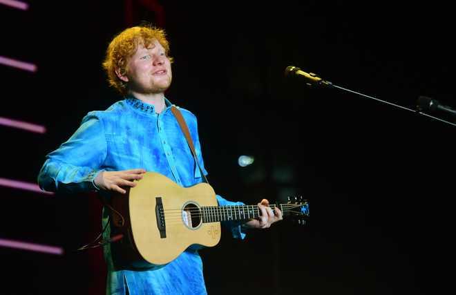 In Blue Kurta, Ed Sheeran Took India By Storm