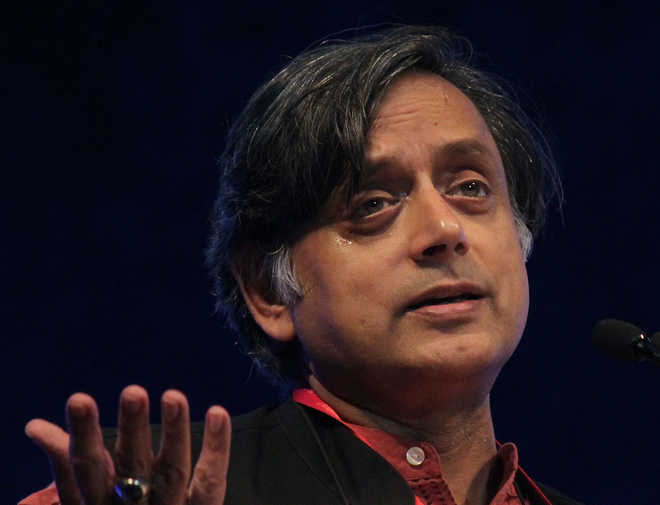 No Offence Meant To Manushi Chhillar: Tharoor