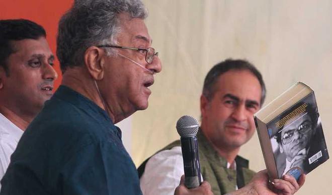 Girish Karnad Honoured With Lifetime Achievement Award