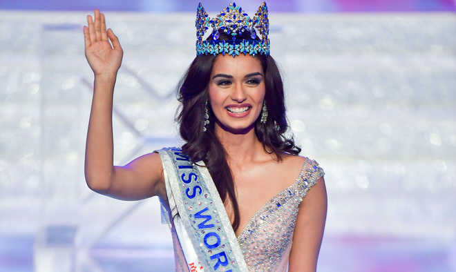 Miss World Chhillar's Reply Wins Tharoor Over