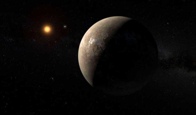 Life On Earth Arrived On Cosmic Dust?