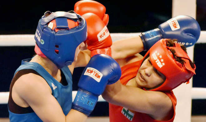 Yay! 3 Indians In Quarters Of Youth World Boxing