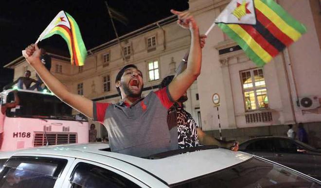 Mugabe's Exit: Zimbabwe Awaits New Leader