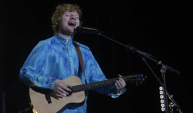 What's The Mystery Behind Ed Sheeran's Kurta?