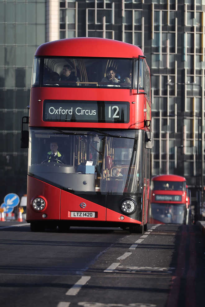 London's Buses To Be Powered By Leftover Coffee