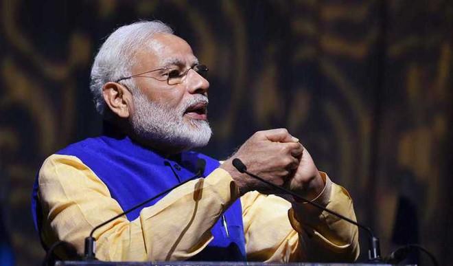 Modi Stresses On Safe Digital Space