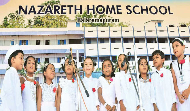 Nazareth Home School, Balaramapuram