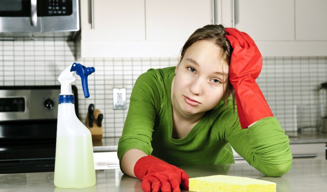 Daily Chores May Help You Live Longer!