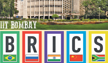 IIT-Bombay breaks into Top 10 BRICS list