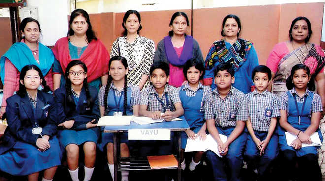 Meaningful Education At CDS-Hingna Road