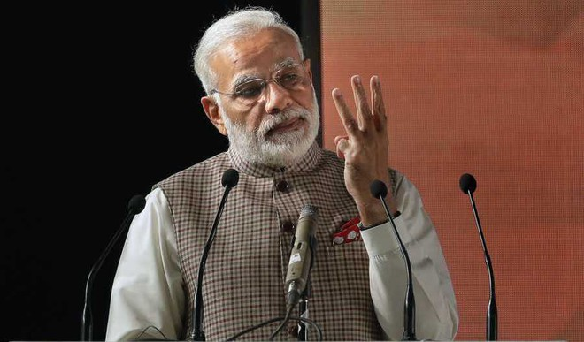 Terrorism Bent On Destroying Humanitarian Forces: PM Modi