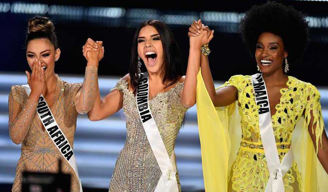 Miss Universe 2017: India Loses, S.Africa Wins