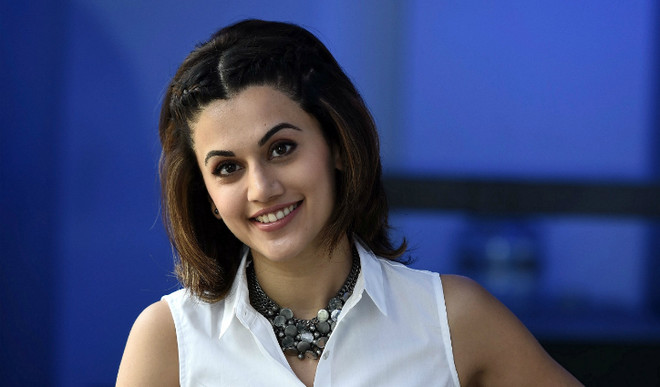 Taapsee's Note To Her School Principal. Read On