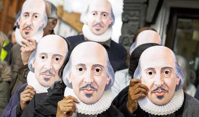 Discuss: Does Shakespeare Belong To Us All?