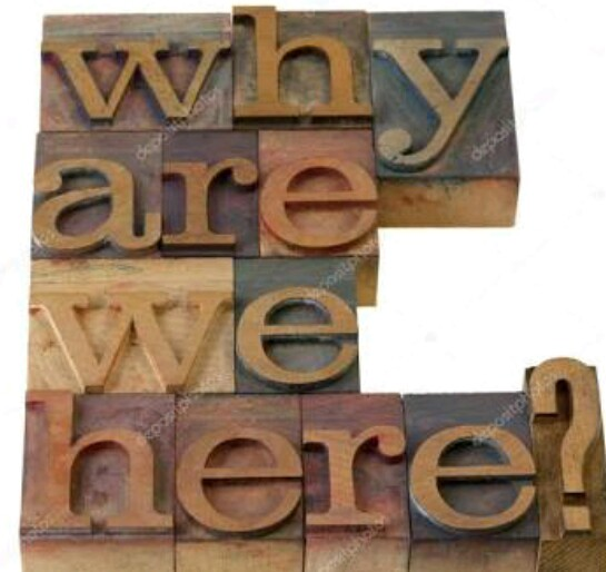 Hemlatha Asks: Why Are We Here?