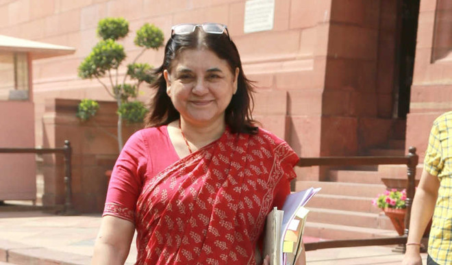 Maneka Gandhi: Minimum Educational Qualification Must To Contest Panchayat Elections
