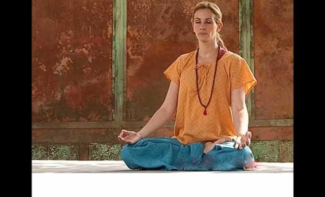 Celebs Who Meditate