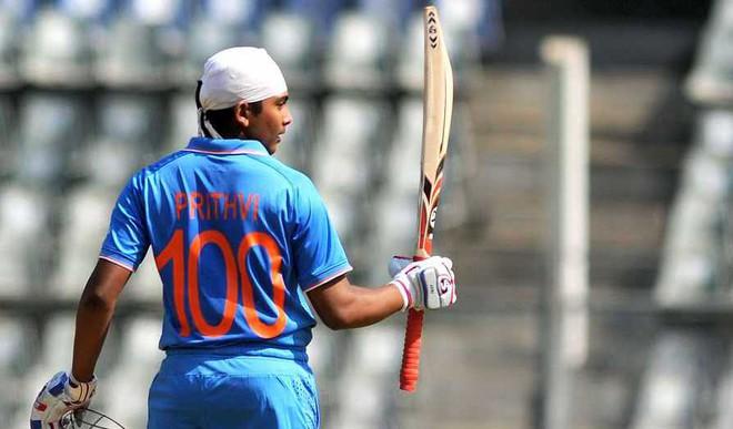 Prithvi Shaw To Lead India U-19