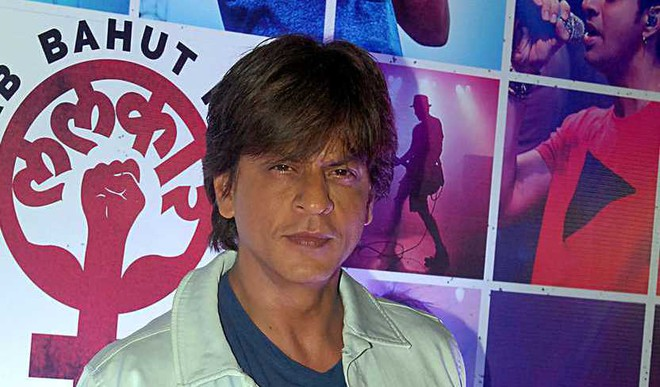 TED Talks India Host SRK Launches New Teaser