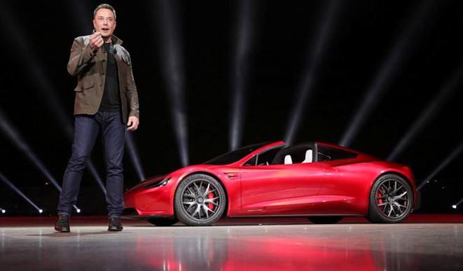 Is Elon Musk Sending A Car To Mars? Looks Like!