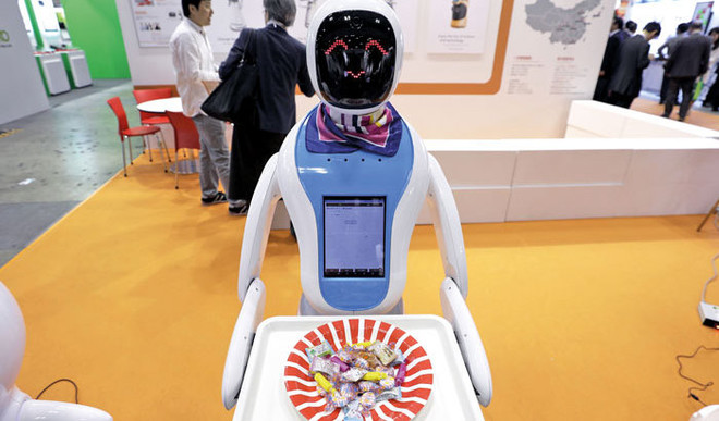 Why Robots Are A Threat To Human Jobs