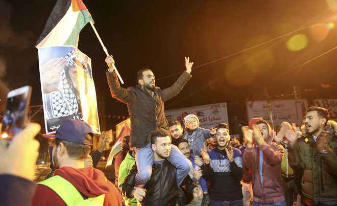 Palestine Position Not Determined By Third Country: India