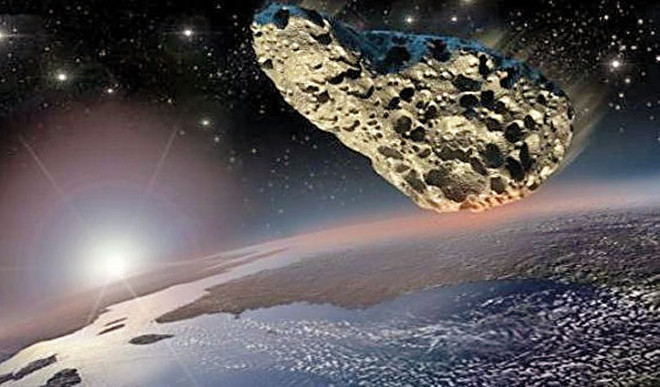 An Asteroid Worth $10,000 Quadrillion