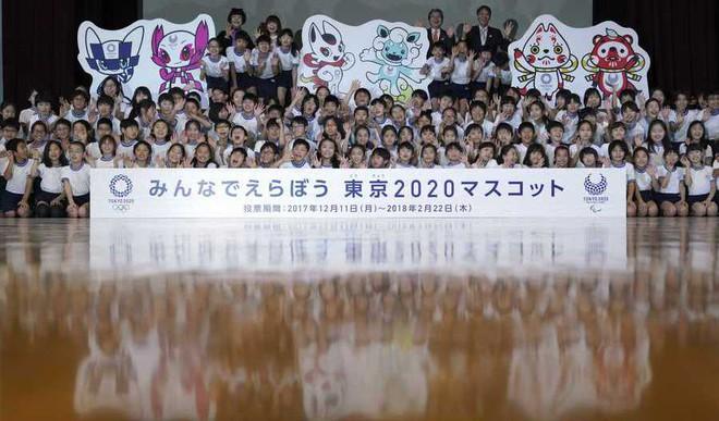 Japanese School Children To Determine Tokyo 2020 Olympics Mascot