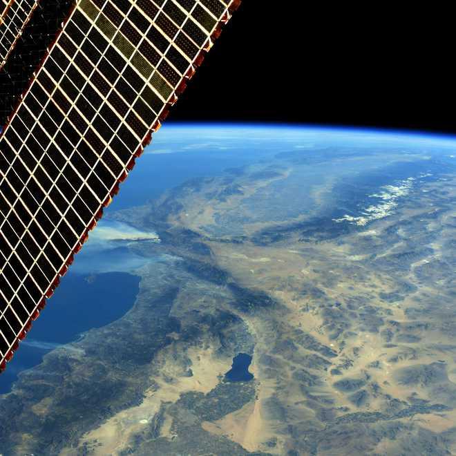 Space Gives A Sense Of Humbleness: NASA Astronaut
