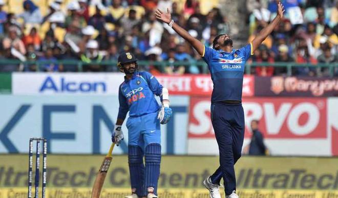 Sri Lanka Beat India By Seven Wickets