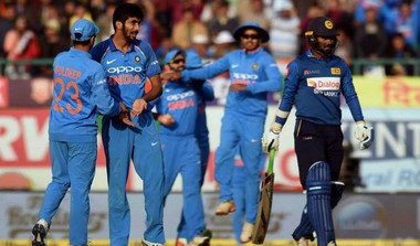 India Seek Revenge Against Sri Lanka