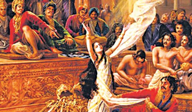 Annanya Guha: Was Draupadi A Feminist?