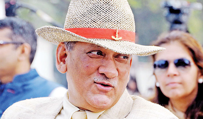Expressing concern over the rising politicisation of the armed forces in India, Army chief General Bipin Rawat said the military should be kept away from politics. What are your views?