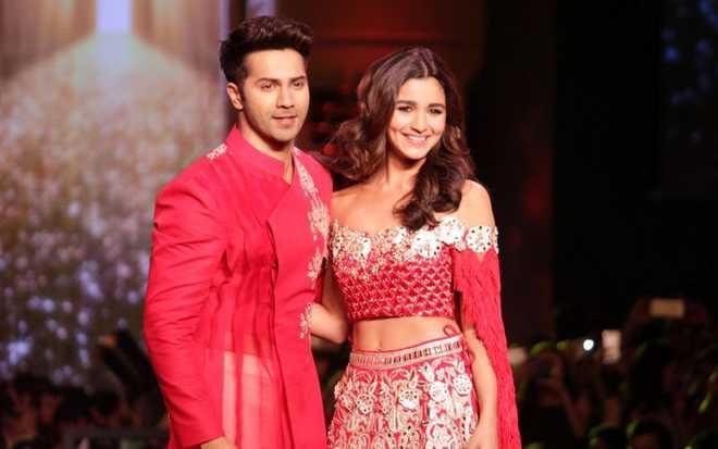 No 'Shiddat' for Varun, Alia