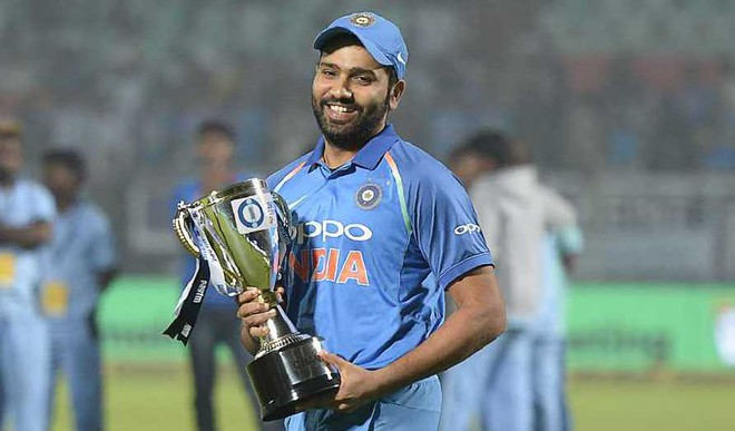 Rohit Sharma Climbs To 5th In Ranking