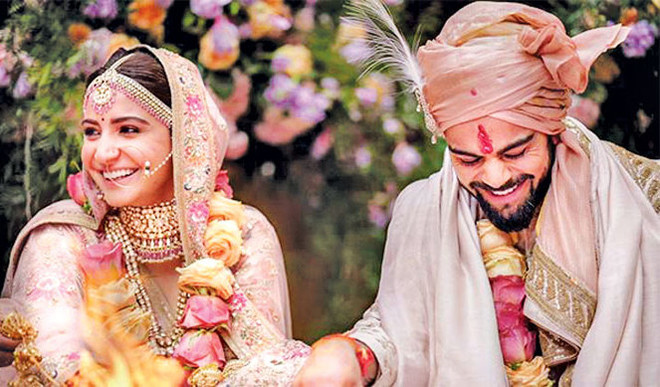 Virat and Anushka's wedding got huge media coverage. Do you think such coverage of celebrity weddings is justified?