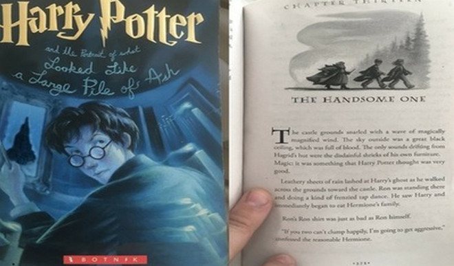 Guess What! A Bot Wrote A Potter Tale