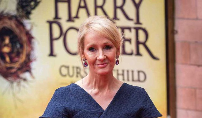 Another Accolade For J K Rowling