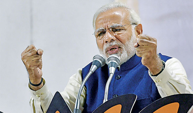 Prime Minister Narendra Modi has called upon the promotion of youth both within and outside the party. Your views?