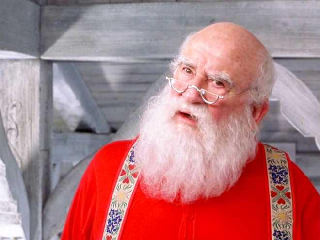 Stars Who Played Santa