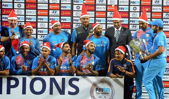 India End Year With Record 37 Wins