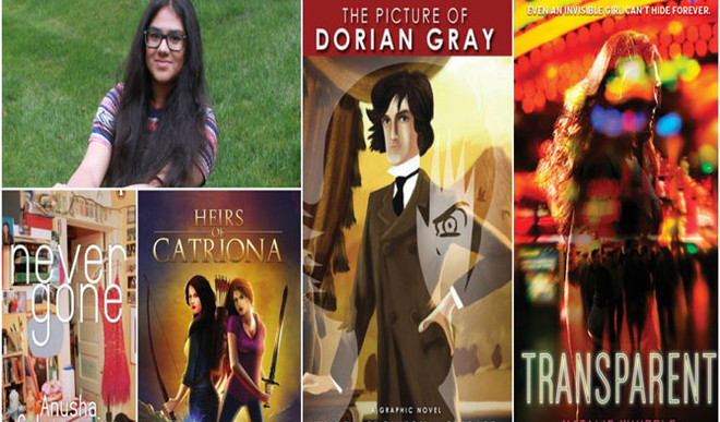 What Does A Teen Author Read?