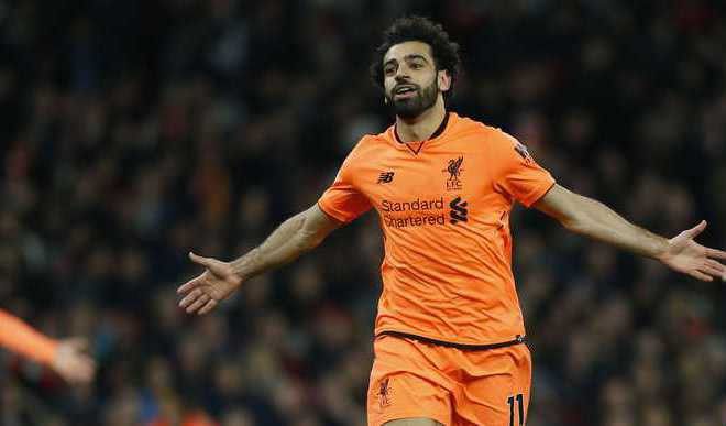 Want To Win Titles At Anfield: Salah