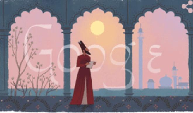 Google Celebrates Mirza Ghalib