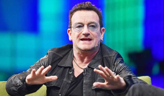 What Bono Learned From 'Almost Dying'