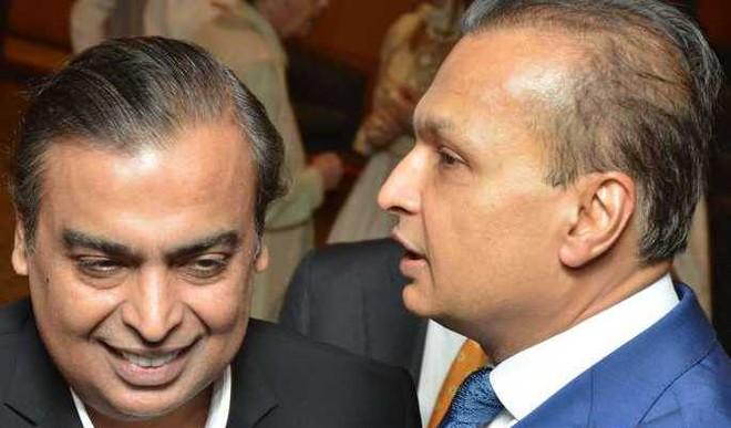 Mukesh Ambani Gives Anil Ambani Rs 23,000 C Relief