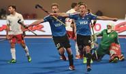 India vs Argentina in Hockey World League Semi-Final