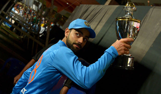 India Seal Series Against Eng
