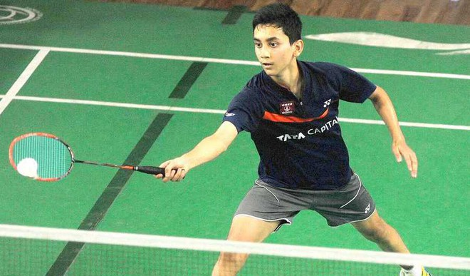 Meet World No 1 Jr Badminton Champ