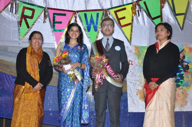 Senior Class Of APS Chandimandir Recalls School Journey